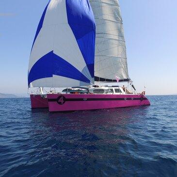 Balade en bateau proche Cavalaire-sur-Mer