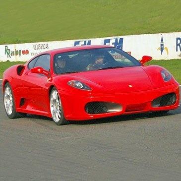 Stage en Ferrari F430 sur le Circuit de Lohéac