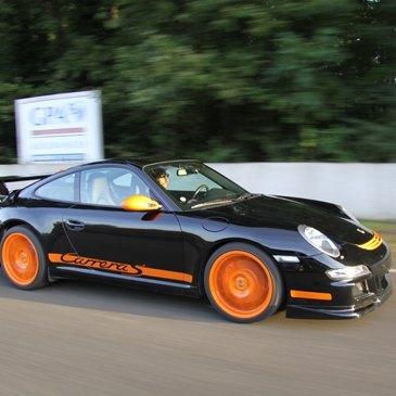 Stage de pilotage Porsche en région Bretagne