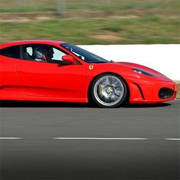 Stage de pilotage Ferrari, département Nièvre