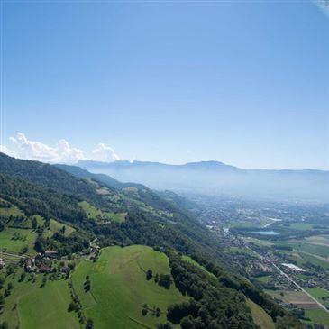 Isère (38) Rhône-Alpes - SPORT AERIEN