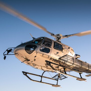 Initiation au Pilotage d'Hélicoptère à Grenoble en région Rhône-Alpes
