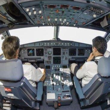 Simulateur de Vol en Airbus A320 près de Toulouse