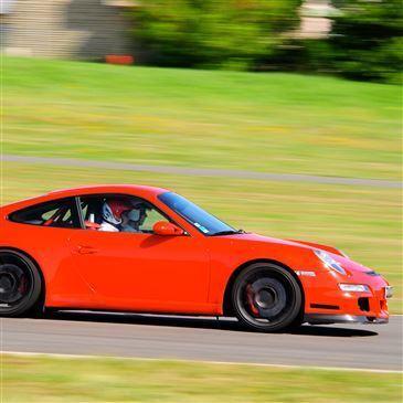 Stage de Pilotage en Porsche 997 GT3 près d'Avignon