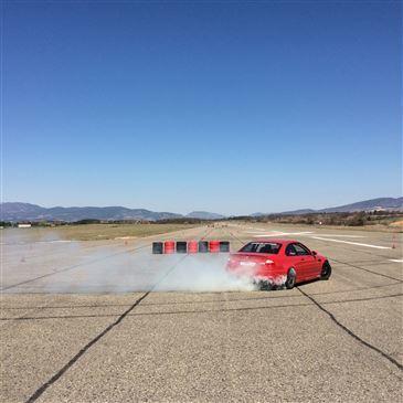 Stage de Pilotage de Glisse Drift, département Vaucluse