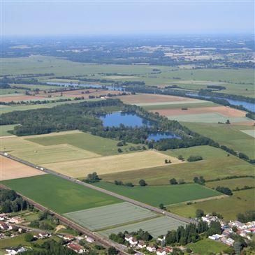 Baptême en ULM et Autogire proche Aérodrome de Tournus - Cuisery