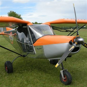 Pilotage ULM en région Bourgogne