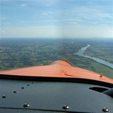Pilotage ULM proche Aérodrome de Tournus - Cuisery