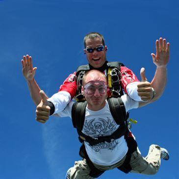 Weekend Saut en Parachute Tandem à Gap