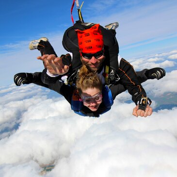 Saut en Parachute Tandem à Troyes