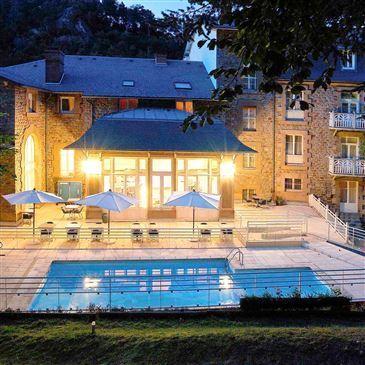 Week-End Spa et Massage à Saint-Nectaire