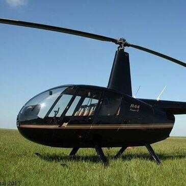 Stage initiation hélicoptère, département Indre et loire