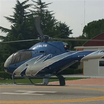 Aérodrome de Blois-le-Breuil, Loir et cher (41) - Baptême de l'air hélicoptère