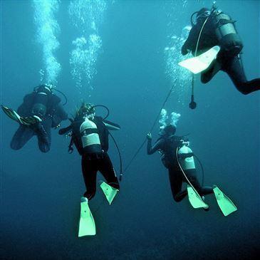 Baptême de plongée , département Haute Corse