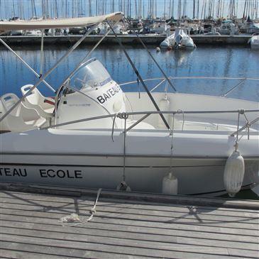 Permis bateau, département Haute Corse