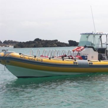 Granville, Manche (50) - Balade en bateau