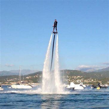 Flyboard, département Corse du Sud