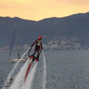 Flyboard en région PACA et Corse