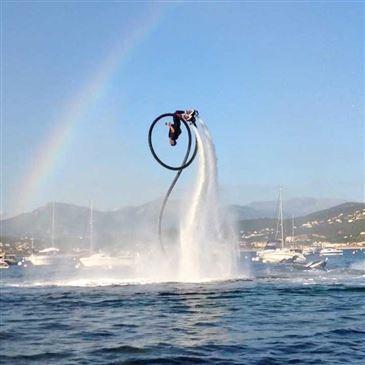 Porticcio, Corse du Sud (2A) - Flyboard