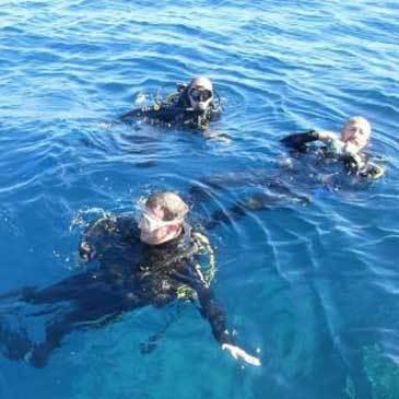 Calcatoggio, Corse du Sud (2A) - Brevet plongée sous marine