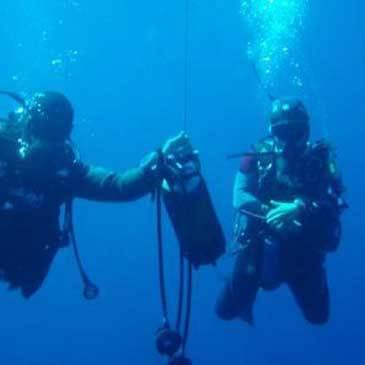 Brevet plongée sous marine proche Calcatoggio