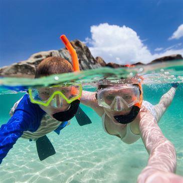Snorkeling en région Provence-Alpes-Côte d'Azur et Corse