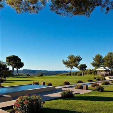 Massages et Spa de Luxe au Castellet en région Provence-Alpes-Côte d'Azur et Corse