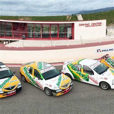 Stage en Logan Cup pour Adolescent - Circuit du Castellet