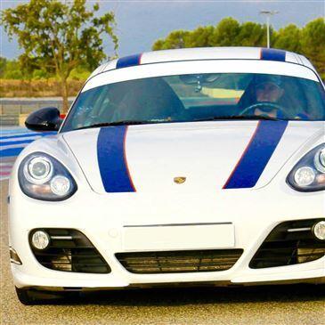 Stage en Porsche Cayman pour Adolescent - Circuit du Castellet