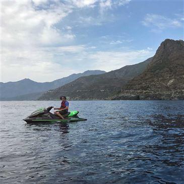 Saint-Florent, Haute Corse (2B) - Jet ski Scooter des mers