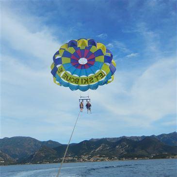 Parachute Ascensionnel à Saint-Florent