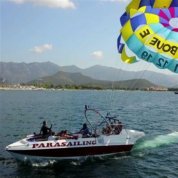 Saint-Florent, Haute Corse (2B) - Parachute Ascensionnel