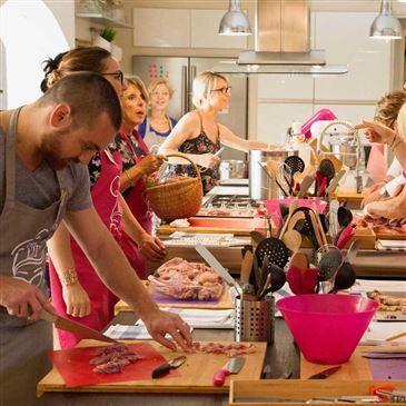 Cours de Cuisine et Pâtisserie près d'Aix-en-Provence