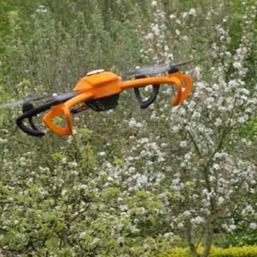 Pilotage de Drone en région Ile-de-France