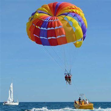 Parachute Ascensionnel proche Palavas-les-Flots