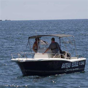 Permis Bateau Côtier à Golfe Juan