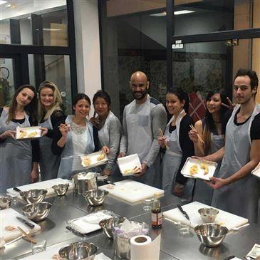 Cours de Cuisine à Paris Saint-Martin