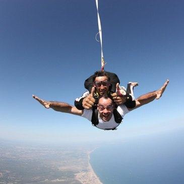 saut en parachute vienne 86