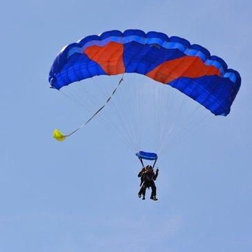 Aérodrome de Niort-Marais Poitevin, 1h de Poitiers, Vienne (86) - Saut en parachute