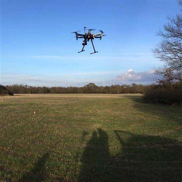 Pilotage de Drone, département Loire Atlantique