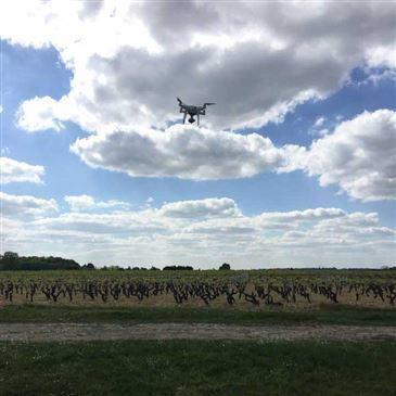 Pilotage de Drone en région Pays-de-la-Loire