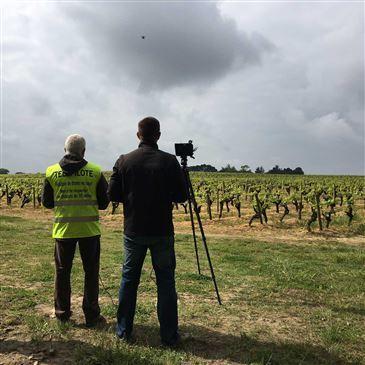 Haute-Goulaine, à 20 min de Nantes, Loire Atlantique (44) - Pilotage de Drone