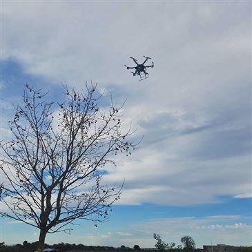 Pilotage de Drone, département Pyrénées orientales
