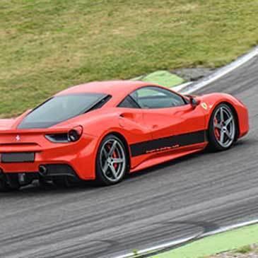 Stage en Ferrari 488 GTB - Circuit Saint-Dié-des-Vosges