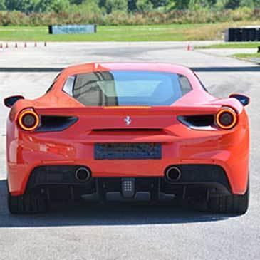 Stage de pilotage Ferrari, département Vosges