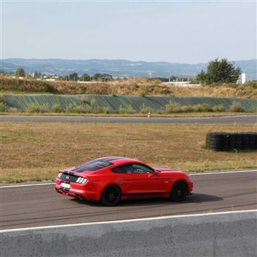 Baptême en Ford Mustang GT - Circuit d'Andrézieux