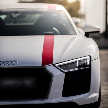Stage de pilotage Audi R8, département Tarn