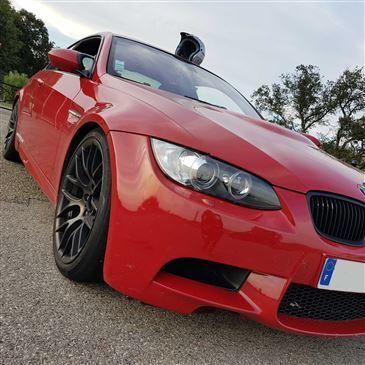 Baptême en BMW M3 - Circuit de Fontange