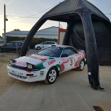 Stage de Pilotage Rallye proche Circuit terre de Lespielle
