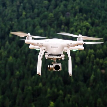 Pilotage de Drone proche Rivolet, à 15 min de Villefranche-sur-Saône